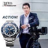 CITIZEN星辰PROMASTER動能手錶 BJ7111-86L 日本原裝公司貨原廠保固藍/鋼帶43mm限量商品