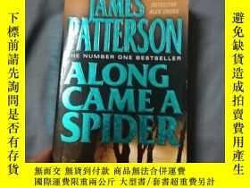 二手書博民逛書店Along罕見came a spiderY206777 Jame