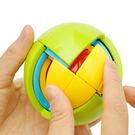 【益智球】→3D智力球 迷宮玩具 兒童立體拼圖 DIY拼裝組裝 拼裝迷宮球 魔術球