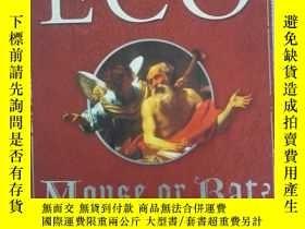 二手書博民逛書店MOUSE罕見or RAT?Translation As Neg