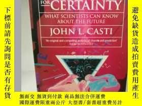 二手書博民逛書店尋找確定性:科學研究與人類未來罕見Searching For C