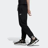 L- adidas R.Y.V. SWEAT PANTS 男裝 長褲 休閒 慢跑 棉質 基本款 黑 ED7235