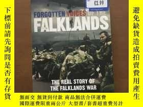 二手書博民逛書店Forgotten罕見Voices of the Falklan