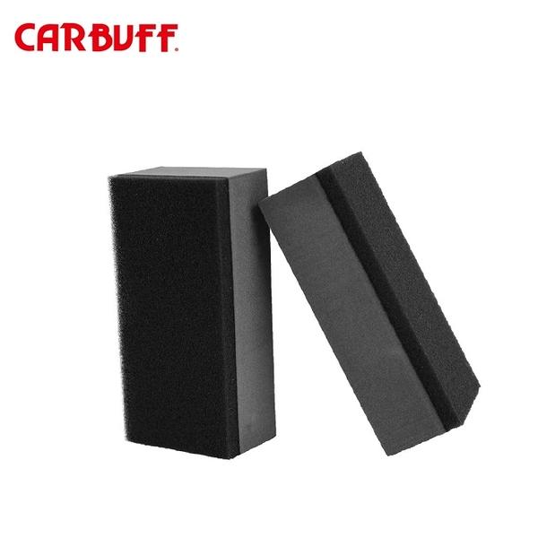 CARBUFF 汽車鍍膜擦-MH-8329- (6入-8x4x2.3cm)