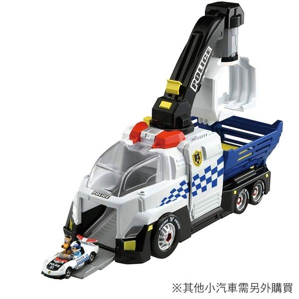 特價 迪士尼小汽車 米奇妙妙保衛隊 抓抓收納車附小車_DS14990