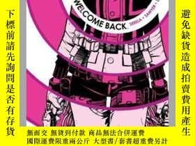 二手書博民逛書店Welcome罕見Back Vol. 1Y410016 Christopher Sebela Boom! St