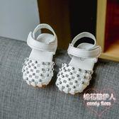 夏季軟底嬰兒學步鞋LVV1469【棉花糖伊人】