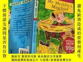 二手書博民逛書店mr罕見meddle s mischief: 梅德爾先生的惡作劇Y200392 不祥 不祥
