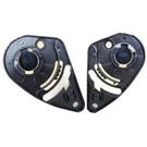 【東門城】ZEUS ZS801.806.2000.1600 分段片組 鏡座 安全帽配件
