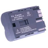 Kamera Canon BP-511 BP-511A 高品質鋰電池 5D 10D 20D 30D 40D 50D 300D Kiss Digital Rebel D30 D60 保固1年 BP511