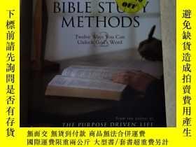 二手書博民逛書店RICK罕見WARREN S BIBLE STUDY METHODSY150309 Rick Warren Z