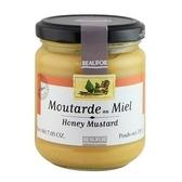 法國堡芙蜂蜜芥茉醬200G