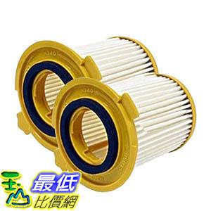 [106美國直購] 2 Highly Durable Washable & Reusable Dirt Devil Style F12 HEPA Filters 3KD1680000