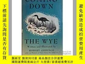 二手書博民逛書店木刻大師Robert罕見Gibbings:Coming down