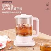 自動煮茶器 多功能電熱玻璃分體家用養身煎藥養生壺辦公室燒水壺