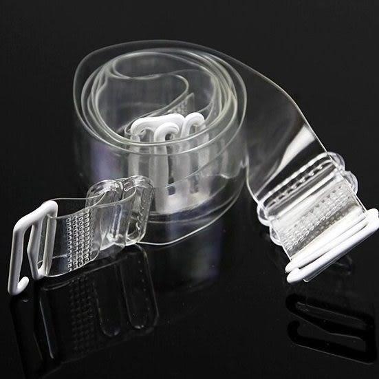 (全館免運) -  (1對)隱形胸罩 內衣透明肩帶 (FR-706)