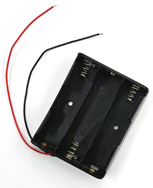 [ 中將3C ]  18650 電池盒 3節 (串聯) BOX-3B