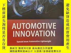 二手書博民逛書店OTIVE罕見INNOVATION Special lssue:Automotive Lightweight Se