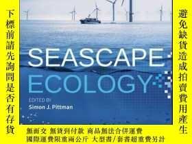 二手書博民逛書店Seascape罕見EcologyY410016 Simon J. Pittman ... ISBN:978