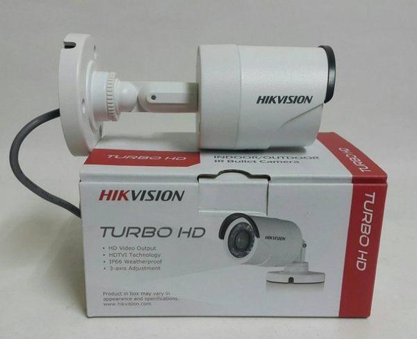 """監視系統工程-HIKVISION 海康 1080TVI 4迴路網路錄影主機1080p.彩色夜視攝影機 """" 可手機監看 """""""