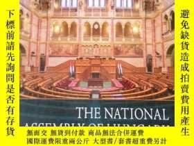 二手書博民逛書店THE罕見NATIONAL ASSEMBLY OF HUNGARYY219126