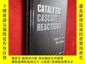 二手書博民逛書店Catalytic罕見Cascade Reactions (小1
