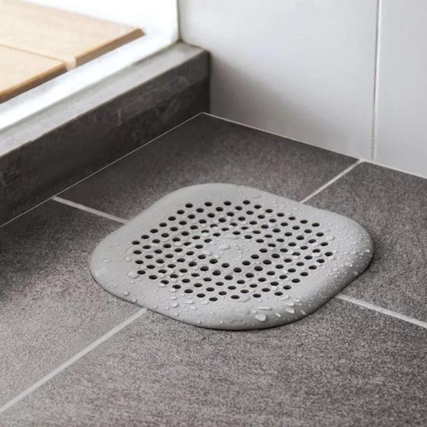 日式衛生間地漏毛髮過濾網排水口防堵神器廚房水槽浴室通用過濾蓋【Z90605】