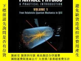 二手書博民逛書店Gauge罕見Theories In Particle Physics-粒子物理中的規範理論Y436638 I