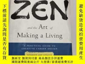 二手書博民逛書店Zen罕見And The Art Of Making A Living :A Practical Guide To