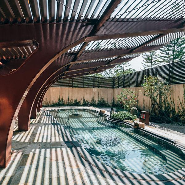 宜蘭力麗威斯汀酒店1位大人或2位兒童自助式午餐+露天風呂(平日晚餐+200)