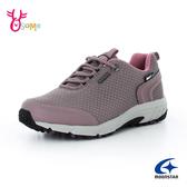 Moonstar月星日本防水機能鞋系列 成人女款 Shut Dry 健走鞋 休閒鞋 登山鞋 J9600#粉紫◆OSOME奧森鞋業