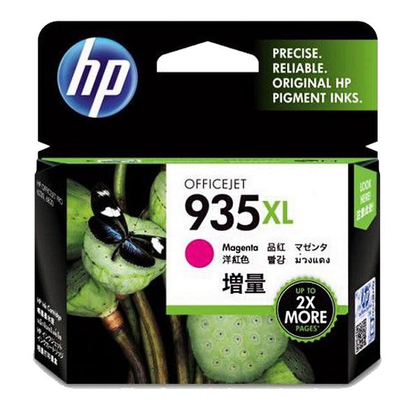 C2P25AA HP 935XL 洋紅色墨水匣 適用 OJ Pro 6230e / OJ Pro 6830e/6835e