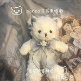 小熊包jk包包洛麗塔熊改包斜跨包雙肩可搭天街