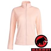 【MAMMUT 長毛象】女 Aconcagua 防風保暖立領外套『夕沙粉』1014-02460 戶外 登山 保暖 禦寒 防風