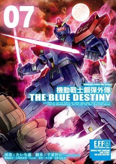 機動戰士鋼彈外傳THE BLUE DESTINY(7)
