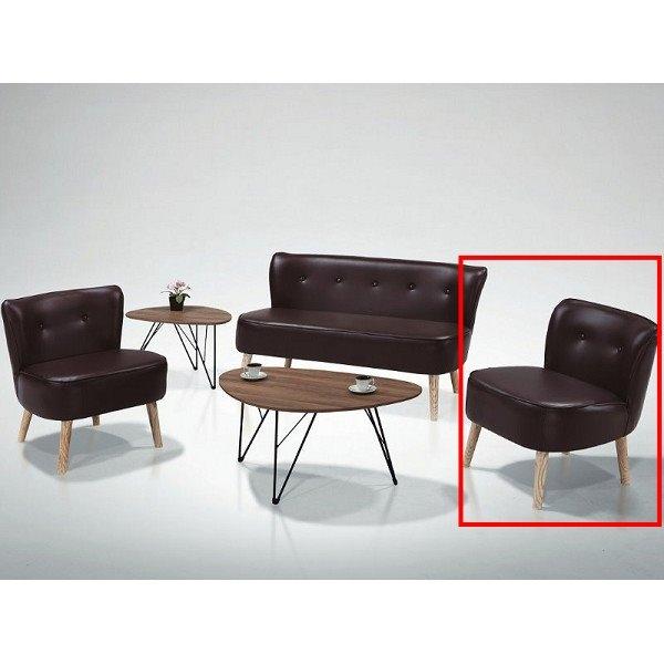 沙發 BT-98-6 430單人椅 (不含茶几)【大眾家居舘】