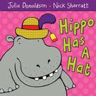 HIPPO HAS A HAT / 平裝...