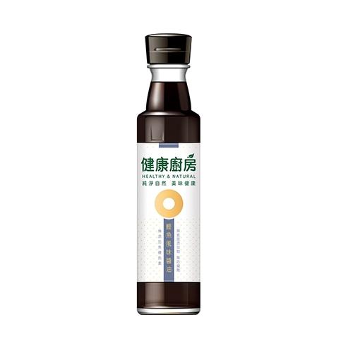 健康廚房-鰹魚風味醬油300ML 超值二入組【愛買】