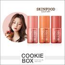韓國 SKIN FOOD 果汁 腮紅 7g 臉部 彩妝 修容 服貼 自然 氣色 *餅乾盒子*