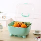 嬰兒奶瓶收納箱盒大號寶寶餐具整理存儲瀝水帶蓋防塵晾干架奶粉盒  蘿莉小腳丫