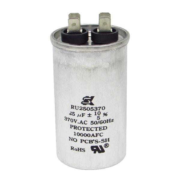 【25uf 370V 壓縮機電容器】冷氣壓縮機 AC啟動電容 運轉電容 冷氣電容器 壓縮機運轉電容