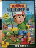 挖寶二手片-T04-228-正版DVD-動畫【萬能阿曼:環保計畫】迪士尼 國英語發音(直購價)