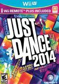 WiiU Just Dance 2014 Bundle with Wii Remote Plus Controller 舞力全開 2014 Wii 遙控器 Plus同捆版(美版代購)