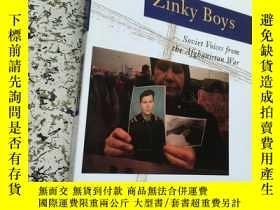 二手書博民逛書店Zinky罕見Boys:Soviet Voices from t