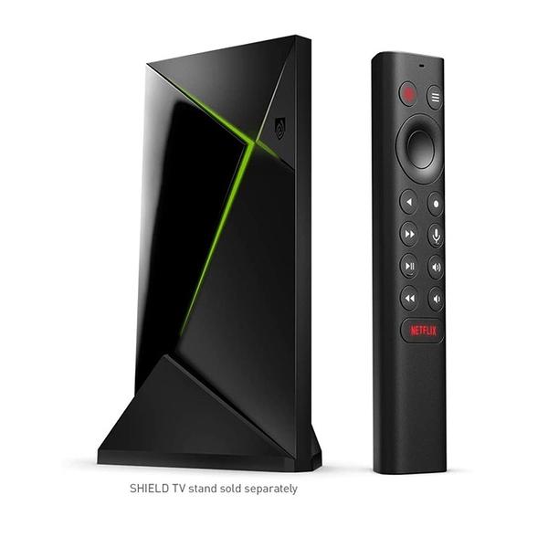[9美國直購] NVIDIA SHIELD Android TV Pro 4K HDR 流媒體播放器Streaming Media Player High Performance Dolby Vision 3GB RAM