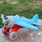 飛機模型 環保塑料玩具沙灘飛機模型玩具直...
