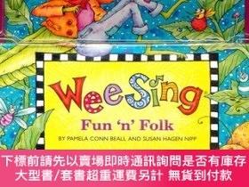 二手書博民逛書店Wee罕見Sing Fun n FolkY454646 Pamela Conn、Susan Hagen N
