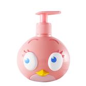 【即期品】Angry Birds 粉紅史黛西 洗手皂液 400ml