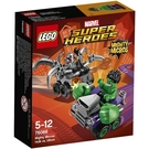 LEGO 樂高 MARVEL 漫威系列 Mighty Micros: Hulk vs. Ultron 76066