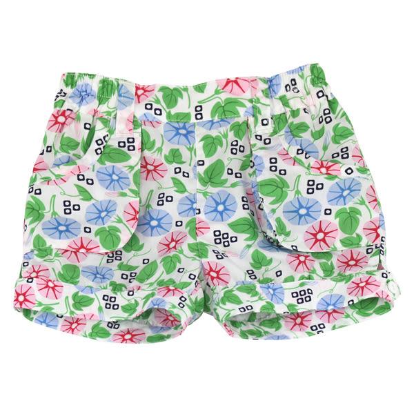 【愛的世界】純棉鬆緊帶短褲/4~8歲-台灣製- ★春夏下著